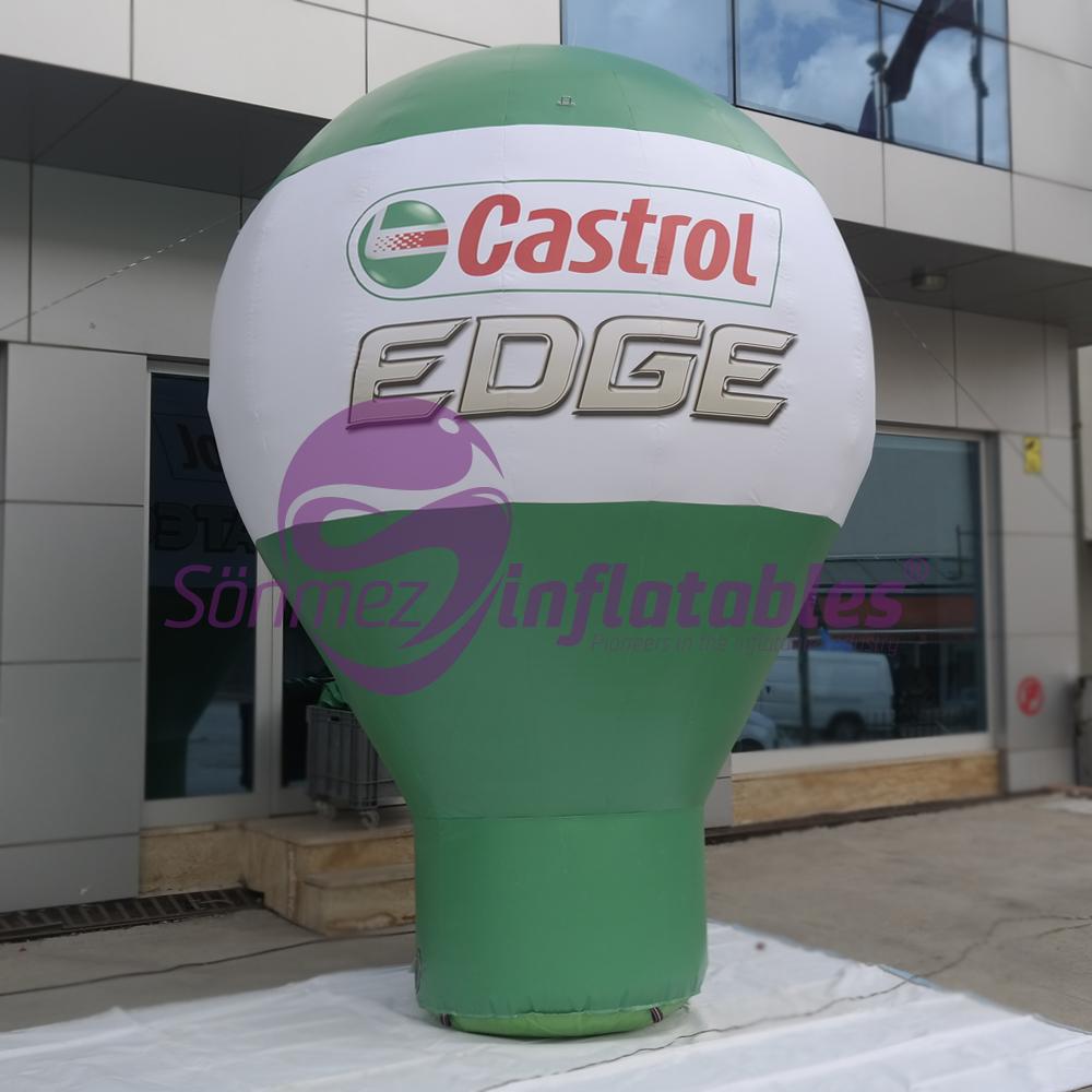 Yer Balonu Üretimi